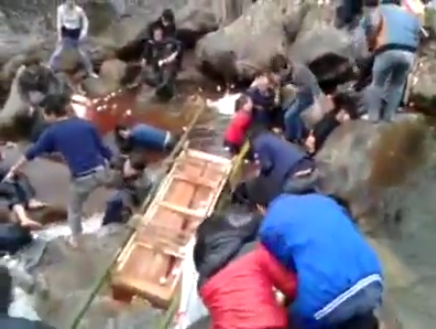 ᐅ China Glass Bridge Collapses - Fake or Real